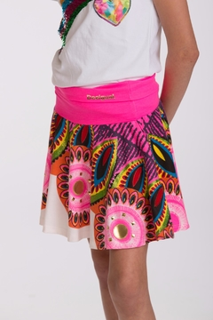 Shoptiques Product: Peacock Skirt