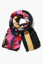DESIGUAL Polilla Rectangle Scarf - Front cropped