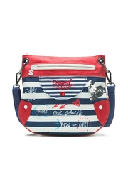 DESIGUAL Reversible Sequin Purse - Front cropped