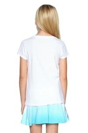 DESIGUAL Reversible Sequin Tee - Side cropped