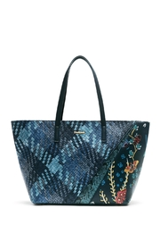 DESIGUAL San Francisco Shopper Bag - Product Mini Image