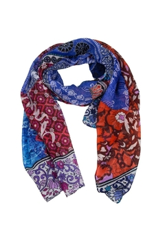 Shoptiques Product: Saturyay Rectangle Scarf