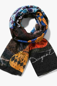 Shoptiques Product: Scarf With Stars