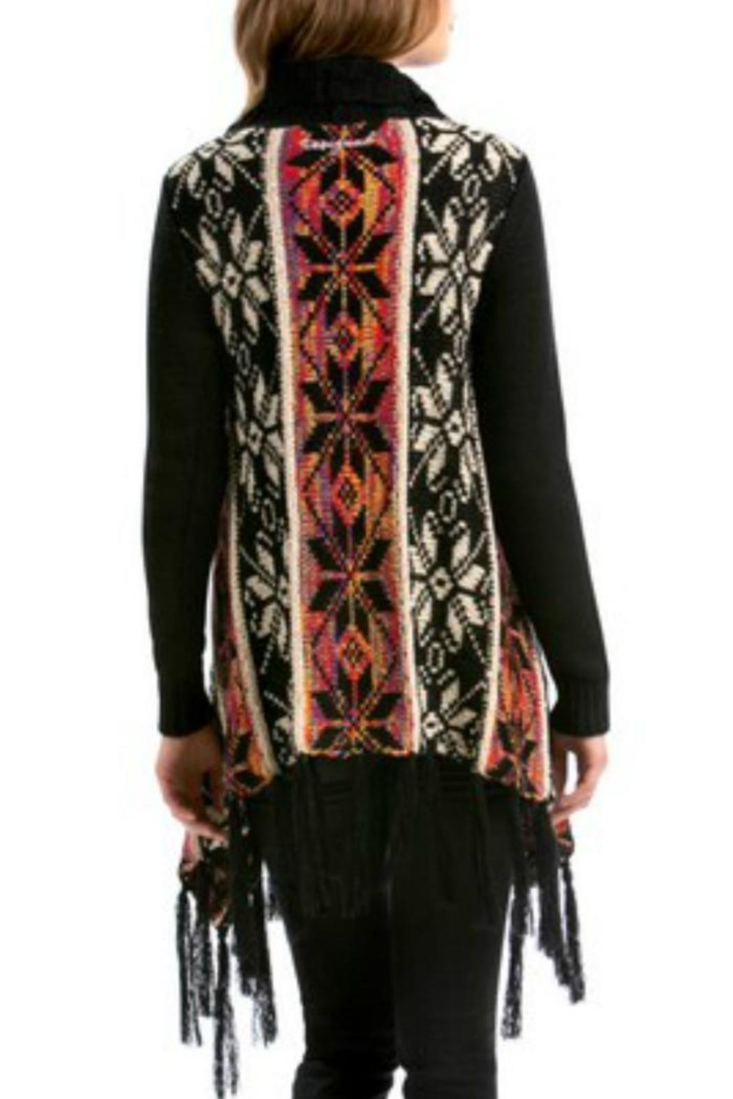76619838ae DESIGUAL Selena Cardigan from Hawaii by Hurricane Limited — Shoptiques