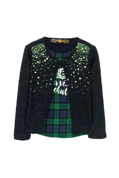 DESIGUAL Sequin Sweater - Product List Image