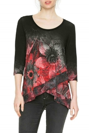DESIGUAL Soft T-Shirt - Front cropped