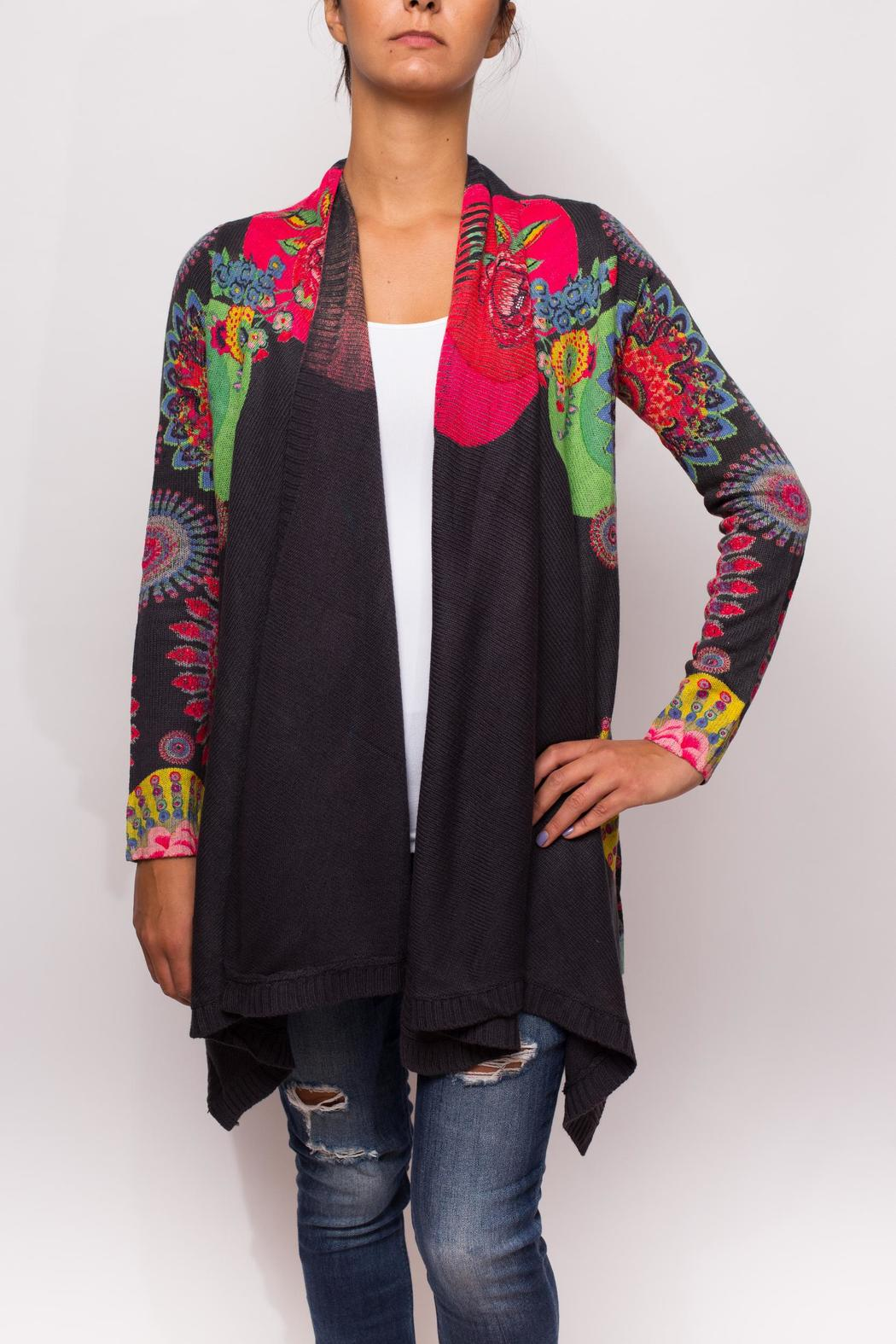 DESIGUAL Swing Sweater from New Jersey by Charlotte's Web Towaco ...