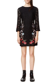 DESIGUAL Vermond Lacy Dress - Front cropped