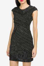 Desigual - Spain Black Knitted Dress - Front full body