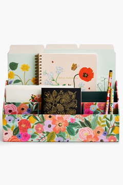 Rifle Paper Co.  Desk Organizer - Alternate List Image