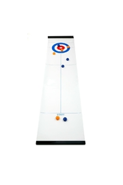 Kikkerland Design Desktop Curling Game - Product Mini Image