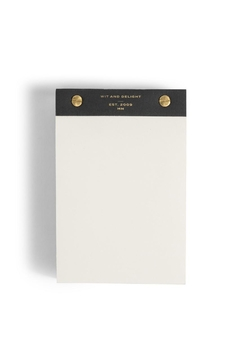 Wit & Delight Desktop Notepad - Alternate List Image