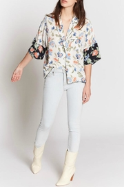 Joie Desmonda Silk Top - Side cropped