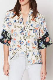Joie Desmonda Silk Top - Front cropped