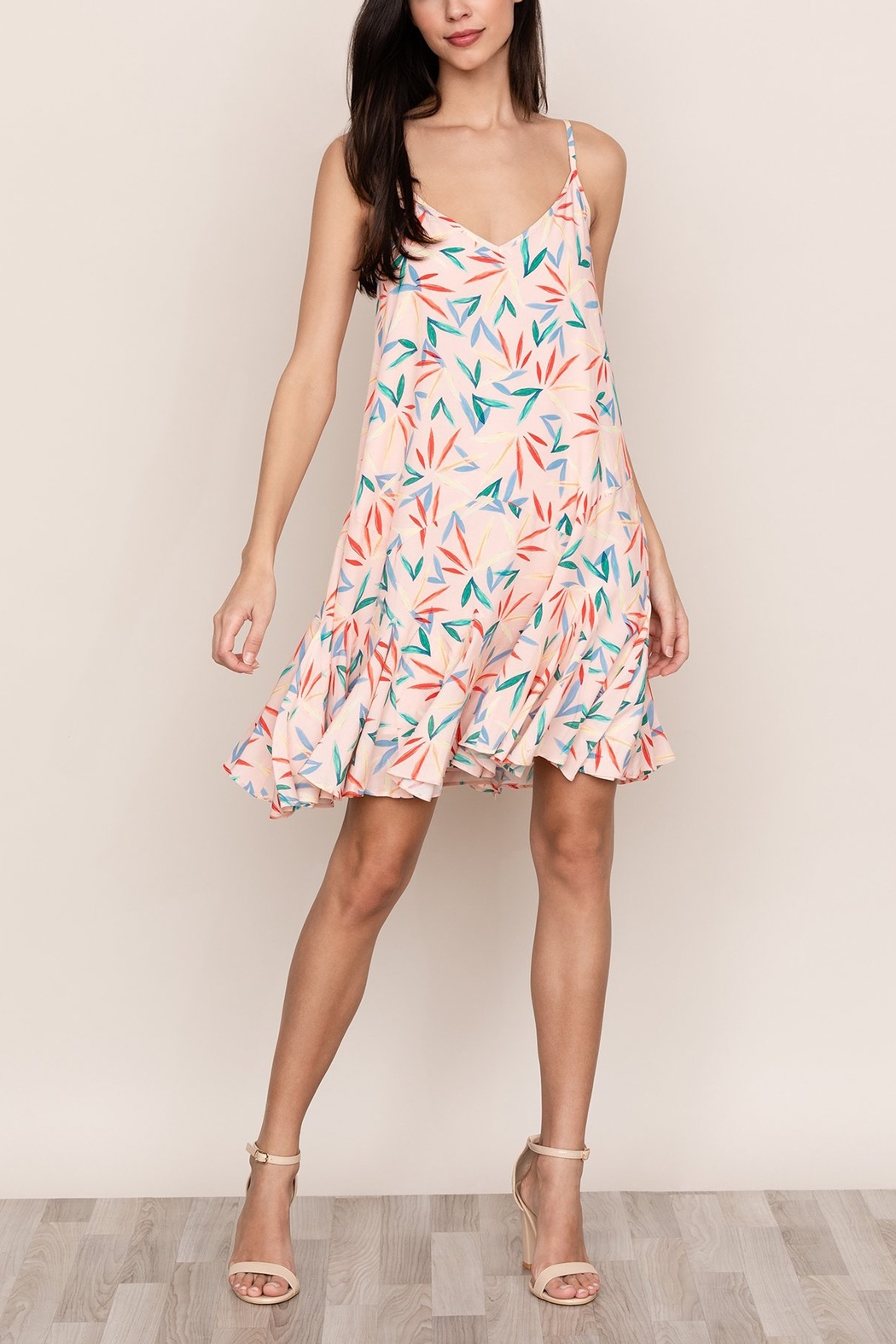 Yumi Kim Destination Dress - Front Cropped Image
