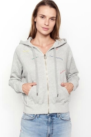 Sundry Destination Zip Hoodie - Product Mini Image