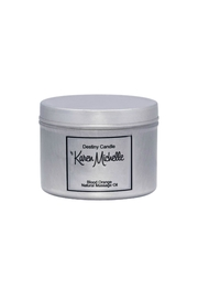 Destiny Candle by Karen Michelle Blood Orange Massage Oil Candle - Product Mini Image