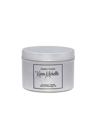 Destiny Candle by Karen Michelle Cinnamon Vanilla Oil Candle - Front cropped