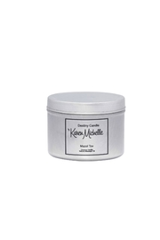 Destiny Candle by Karen Michelle Coconut Vanilla Massage Candle - Product Mini Image