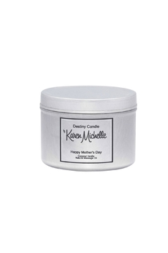 Destiny Candle by Karen Michelle Coconut Vanilla Massage Oil Candle - Product List Image