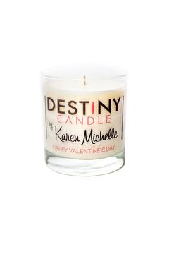 Destiny Candle by Karen Michelle Happy Valentines Day Candle - Alternate List Image