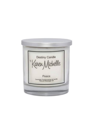 Destiny Candle by Karen Michelle Lavender Massage Oil Candle - Product Mini Image