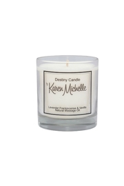 Destiny Candle by Karen Michelle Lavender & Frankincense Oil Candle - Product Mini Image