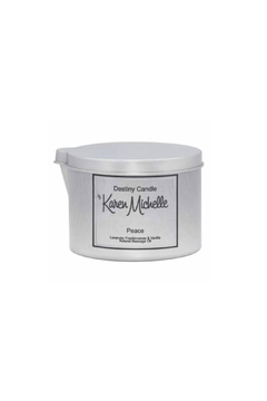 Destiny Candle by Karen Michelle Lavender Massage Oil Candle - Product List Image