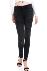 Vervet Destroyed Skinny Jean - Product Mini Image