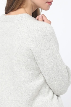 Movint Detailed Neck Sweater - Alternate List Image