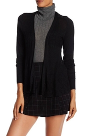 debut Detailed Open Cardigan - Product Mini Image