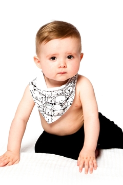 Shoptiques Product: Animal Baby Bib