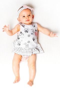 Shoptiques Product: Baby Printed Romper