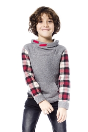 Deux Par Deux French Terry Sweatshirt - Product Mini Image