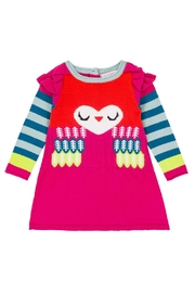 Deux Par Deux Pink Sweater Dress - Product Mini Image