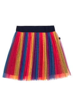 Deux Par Deux Rainbow Tulle Skirt - Alternate List Image