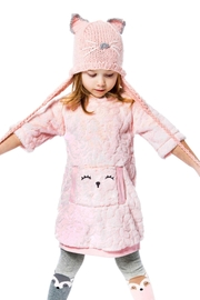 Deux Par Deux Soft Fleece Dress - Product Mini Image