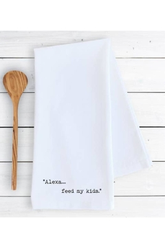 Devenie Designs Feed Kids Towel - Alternate List Image