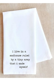 Devenie Designs Madhouse Tea Towel - Product Mini Image