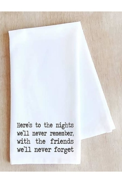 Devenie Designs Nights Tea Towel - Alternate List Image