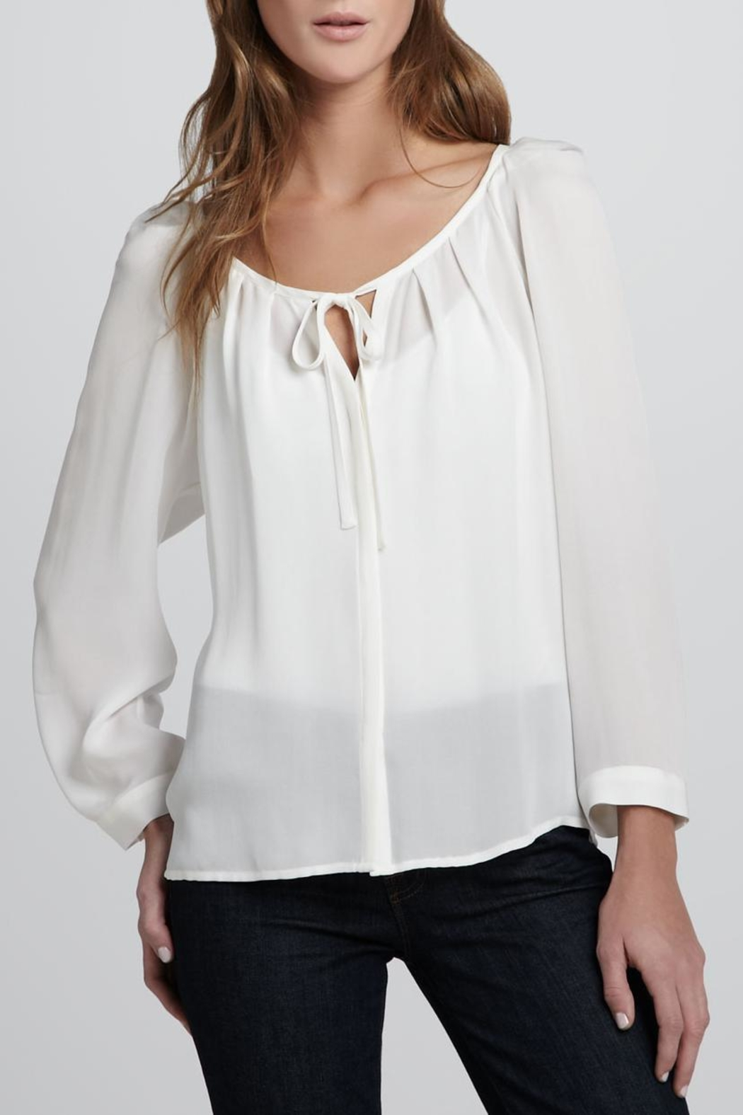 Joie Devin Blouse - Side Cropped Image