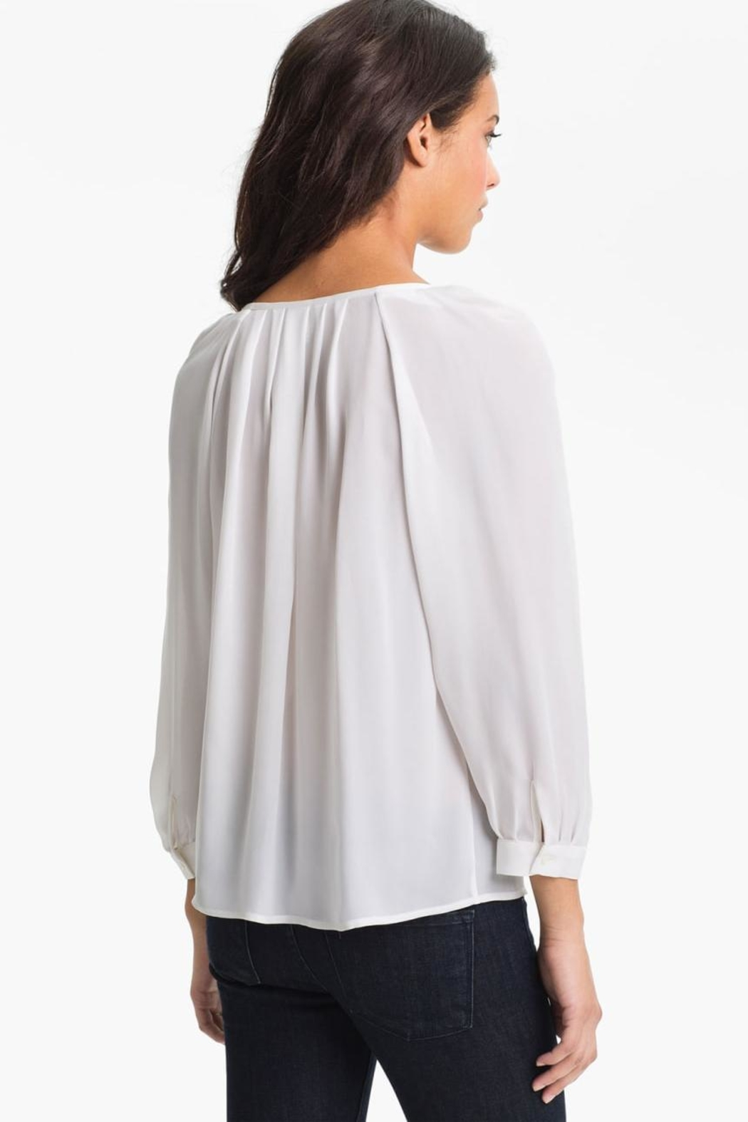 Joie Devin Blouse - Back Cropped Image