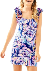 Lilly Pulitzer Devina Stretch Dress - Product Mini Image