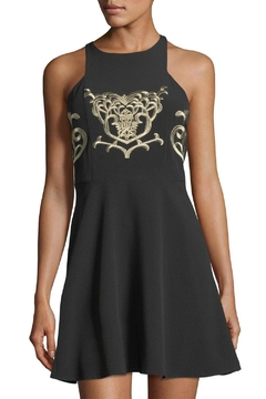 Devlin Embroidered Bodice Dress - Product List Image