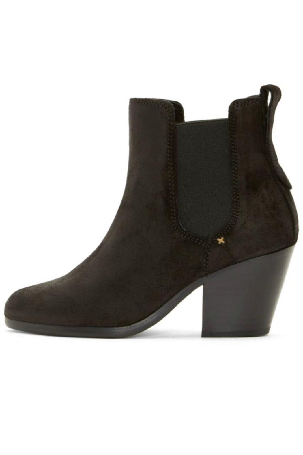 Devon Ankle Bootie - Front Cropped Image