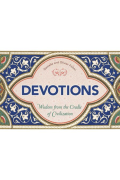 The Birds Nest DEVOTIONS: WISDOM FROM THE CRADLE OF CIVILIZATION BOOK - Alternate List Image