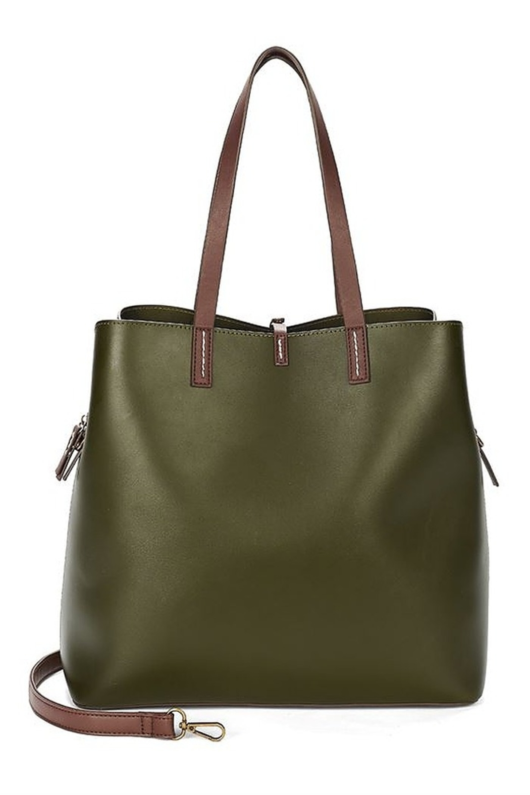 Coco+Carmen Devyn Tote - Front Cropped Image