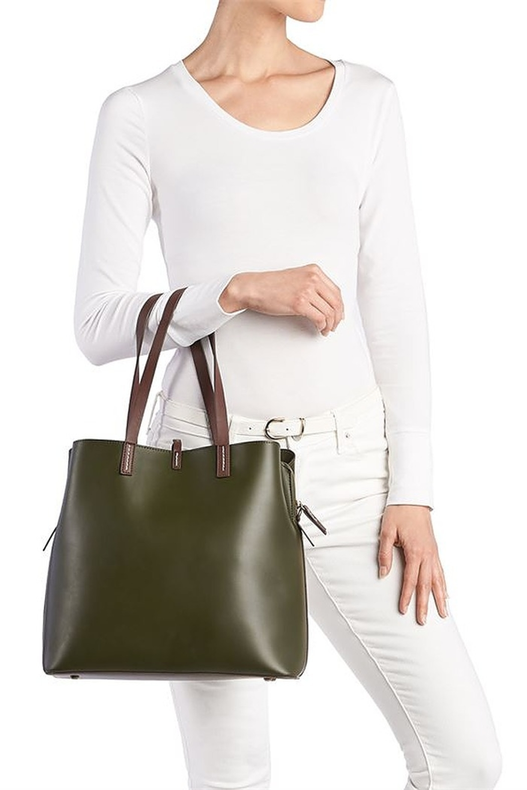 Coco+Carmen Devyn Tote - Front Full Image