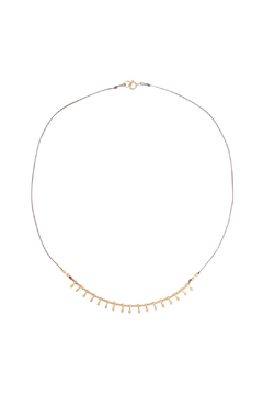 Bronwen Dew Drop Necklace - Product List Image