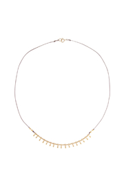 Bronwen Dew Drop Necklace - Product Mini Image